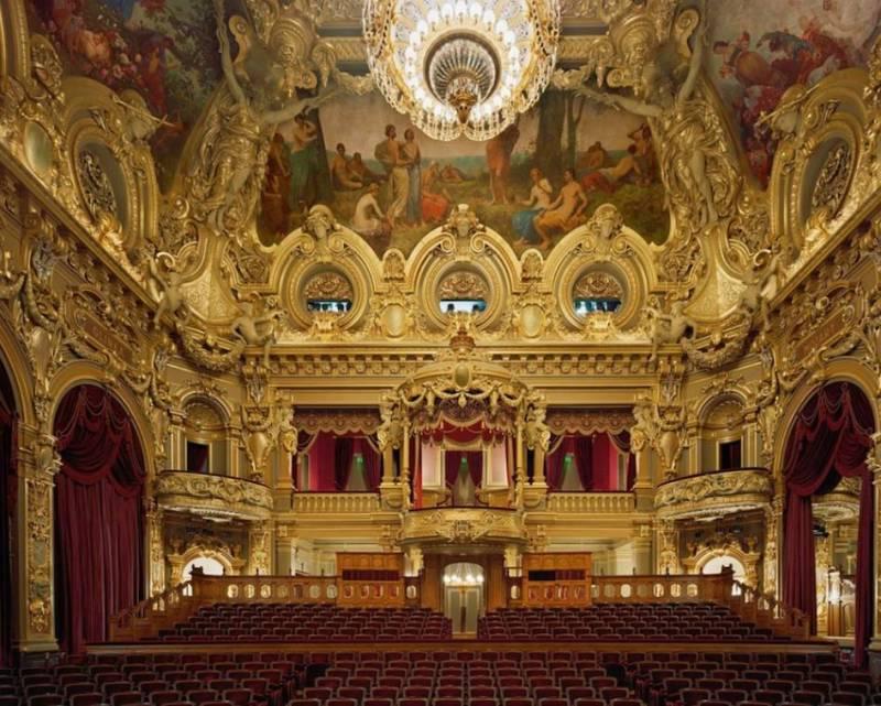 опера монте карло