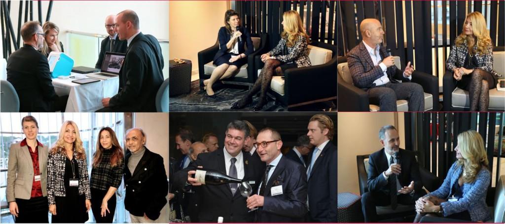 Участники Monaco Growth Forum