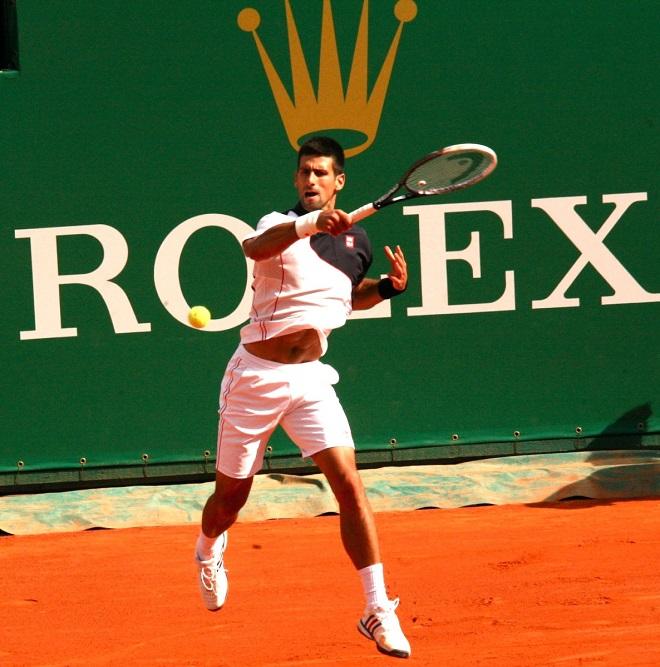 Звезды тенниса на Ролекс Мастерс
