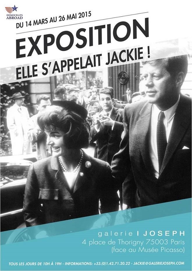 Выставка Жаклин Кеннеди