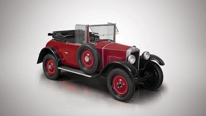 1925 Peugeot Type 172