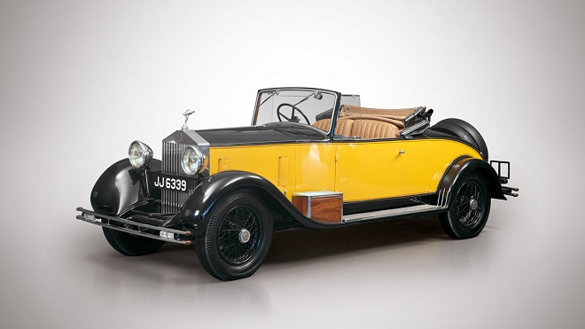 1932 Rolls-Royce 20 25 HP Roadster
