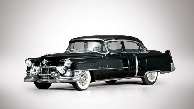 1955 Cadillac Series 62 Sedan