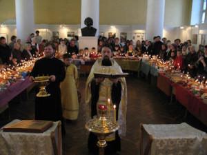 Праздничные богослужения