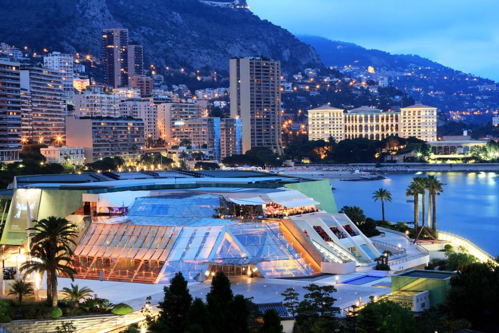 Гримальди форум Монако