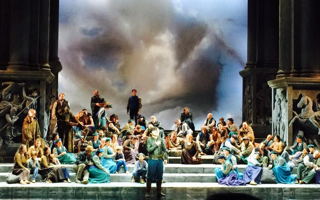 """Опера """"Аттила"""" на сцене Монте-Карло"""