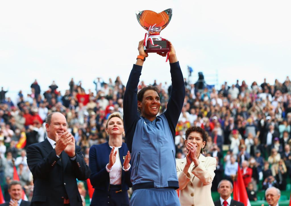 Победитель Монте-Карло Мастерс