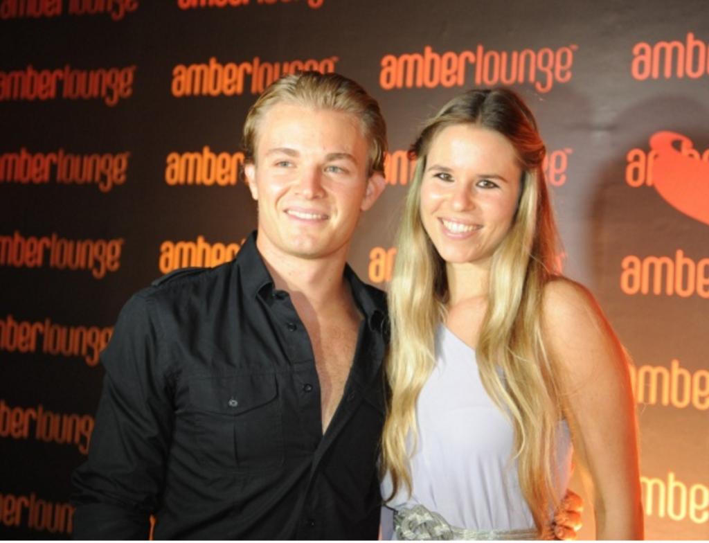 Гости Amber Lounge