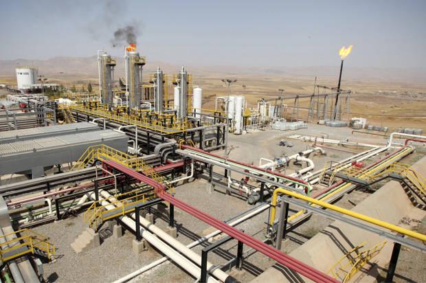 Нефтяной завод