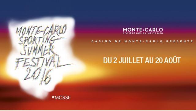 Monte-Carlo Sporting Summer Festival 2016