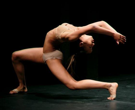 конкурс танцев Modern'jazz и Arte Jazz
