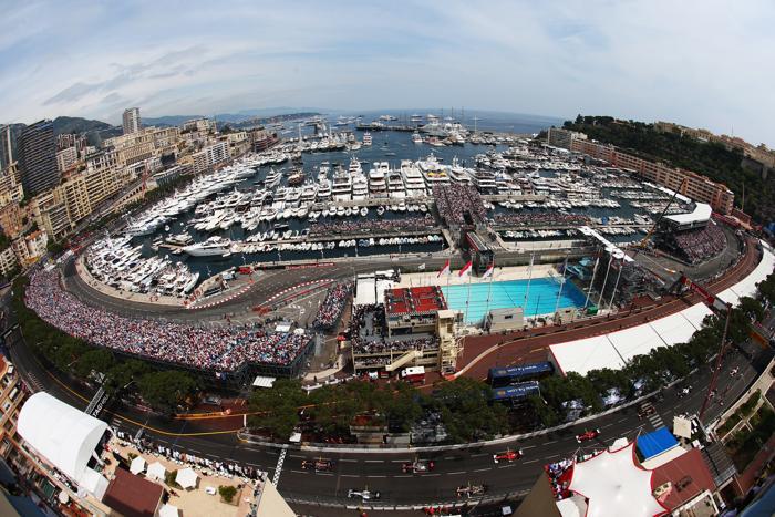 Трасса Монте-Карло Формула-1
