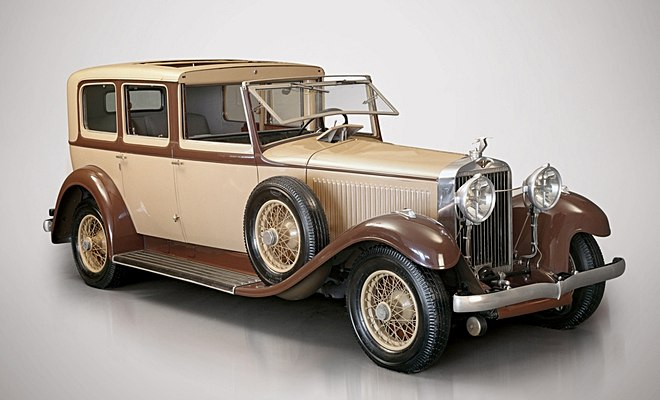 Hispano-Suiza H6B 1930 года