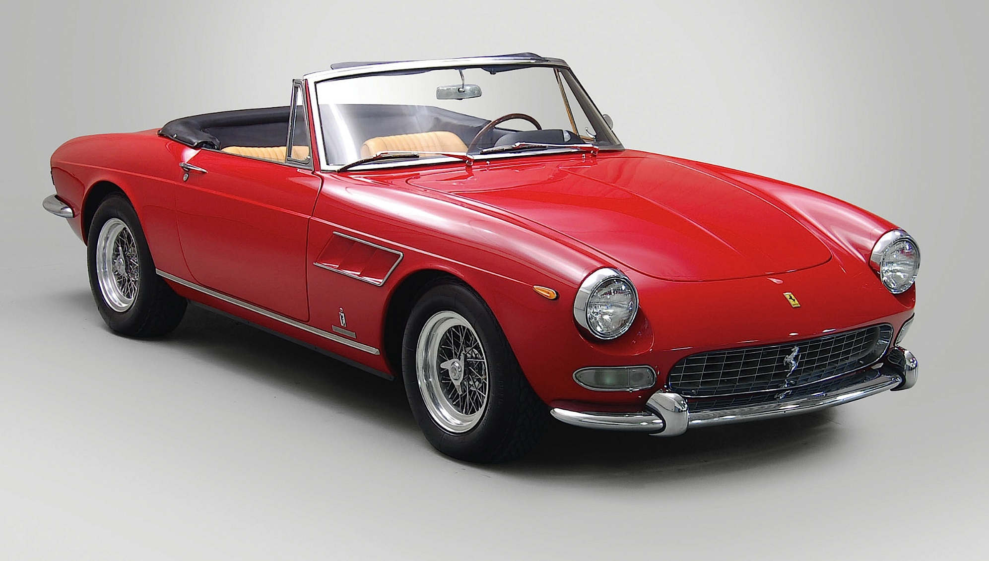 Ferrari 275 GTS 1966 года
