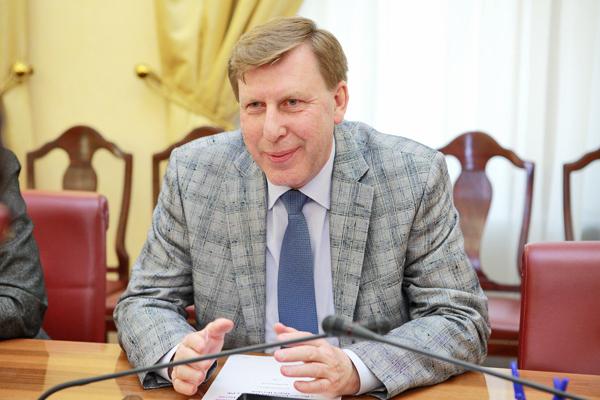 Вице-президент Торгово-Промышленной Палаты (ТПП) РФ Владимир Падалко