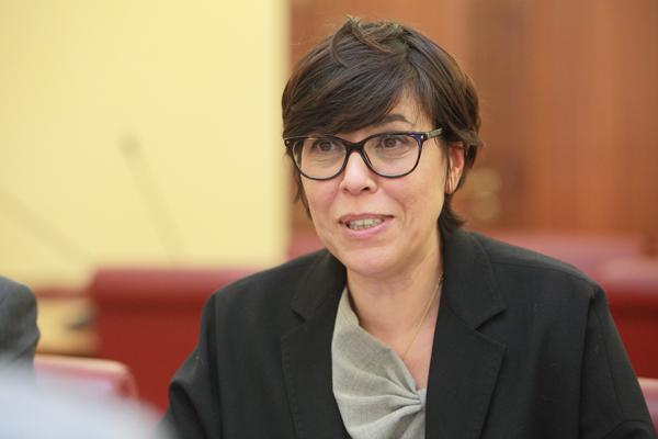 Посол Монако в РФ Мирей Петтити