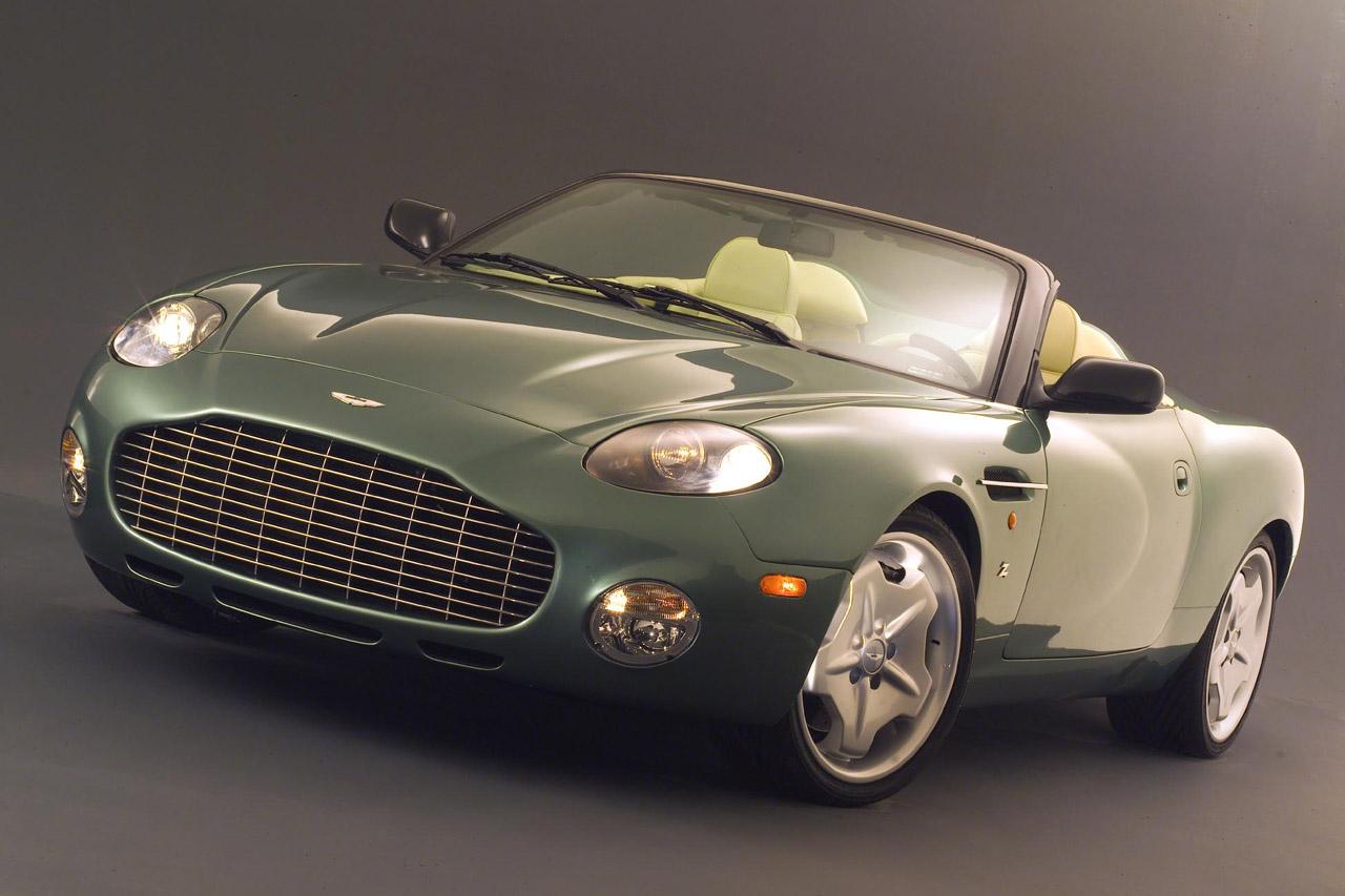 Aston Martin DB AR1 2004 года