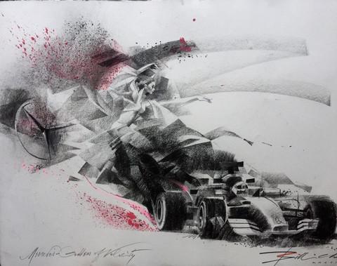 Картина Чальза Биллича