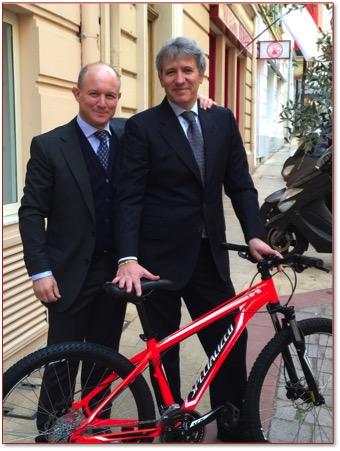 Mark Hillsdon и Владимир Зингер