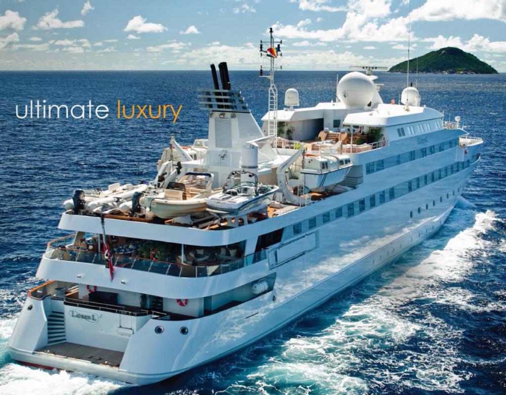 Яхта Laurel L