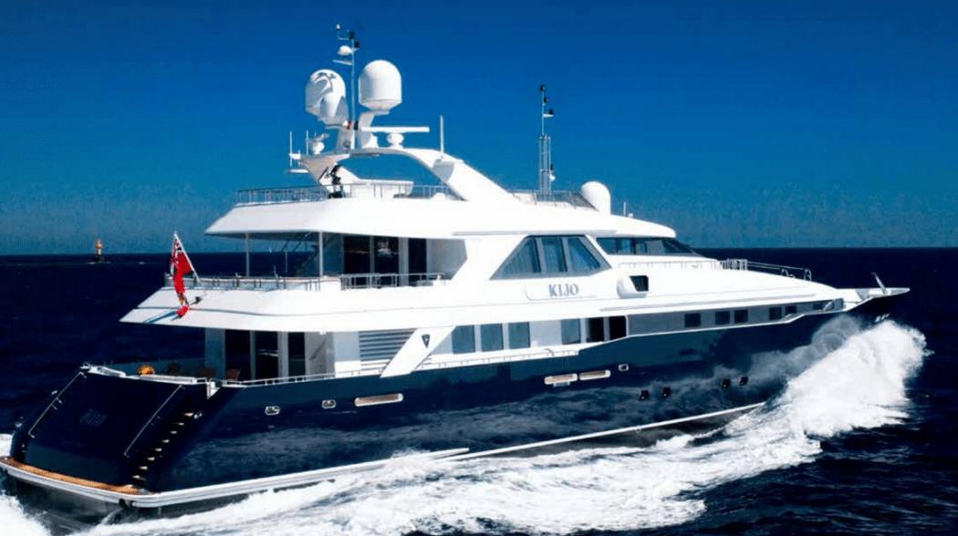 Яхта Kijo