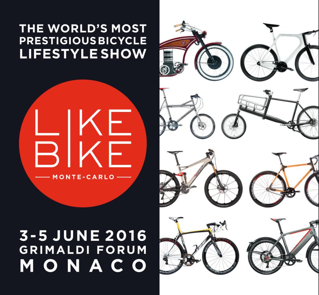 Логотип Like Bike
