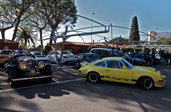 Cars and Coffee Monaco 2016