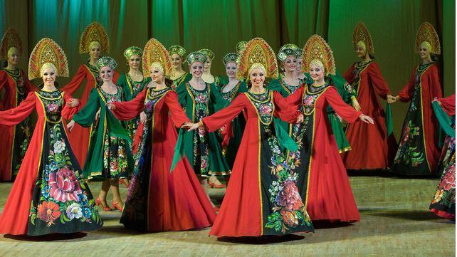фестиваль российского искусства