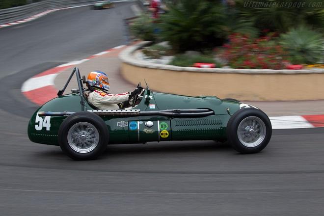 Исторический Гран-при Монако