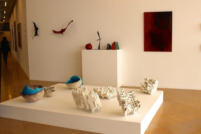 Инсталляция в рамках Artmonte-Carlo