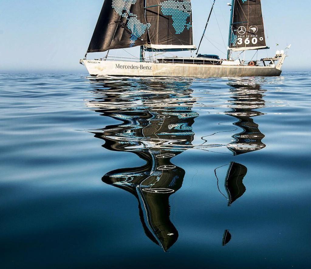 Лодка Майка Хорна