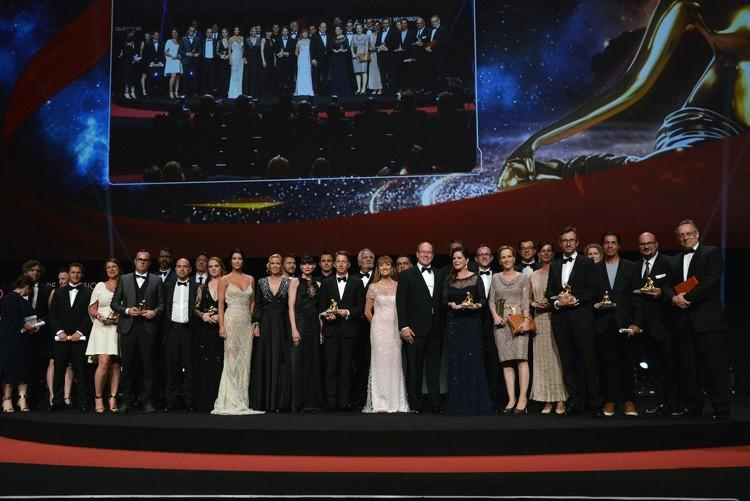 Победители 56-го телевизионного фестиваля в Монте-Карло
