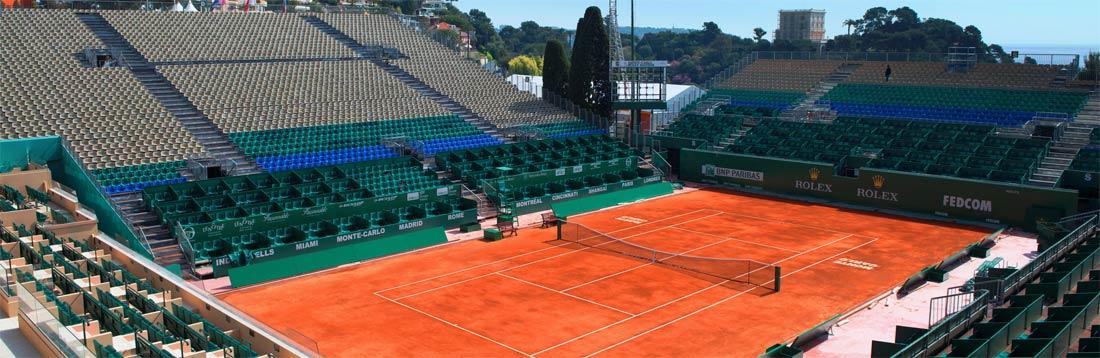 Молодежный теннисный турнир в Monte-Carlo Country Club