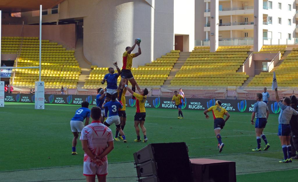 Победителем Монако  - 7  стала сборная Испании.