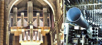 Орган в Кафедральном соборе Монако