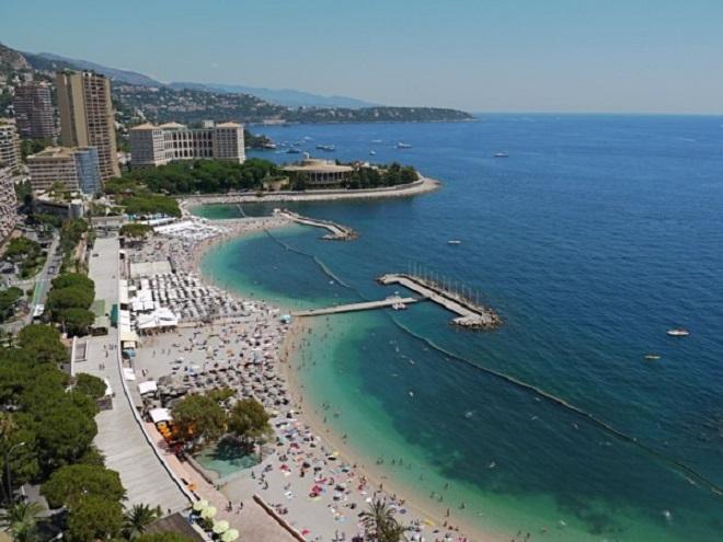 Пляж Note Bleue