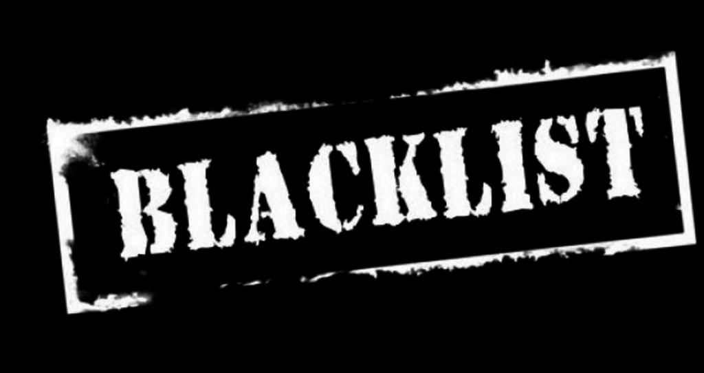 Черный список стран