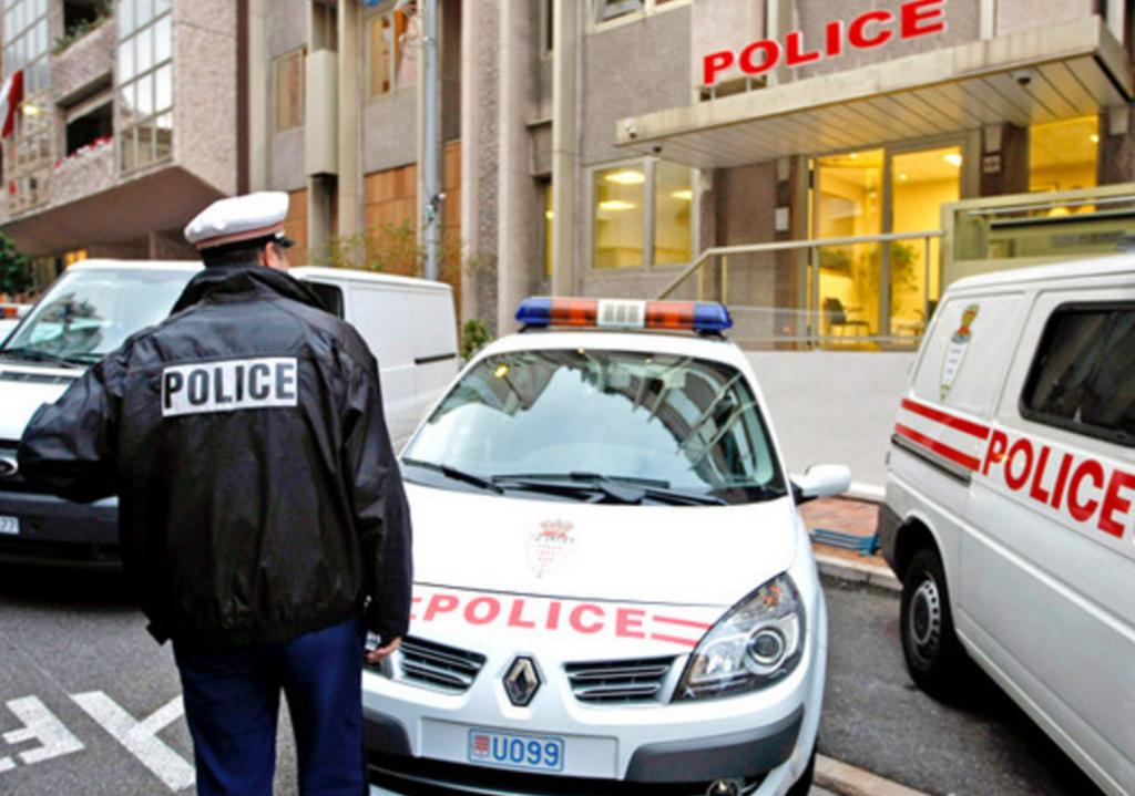 Полиция в Монако