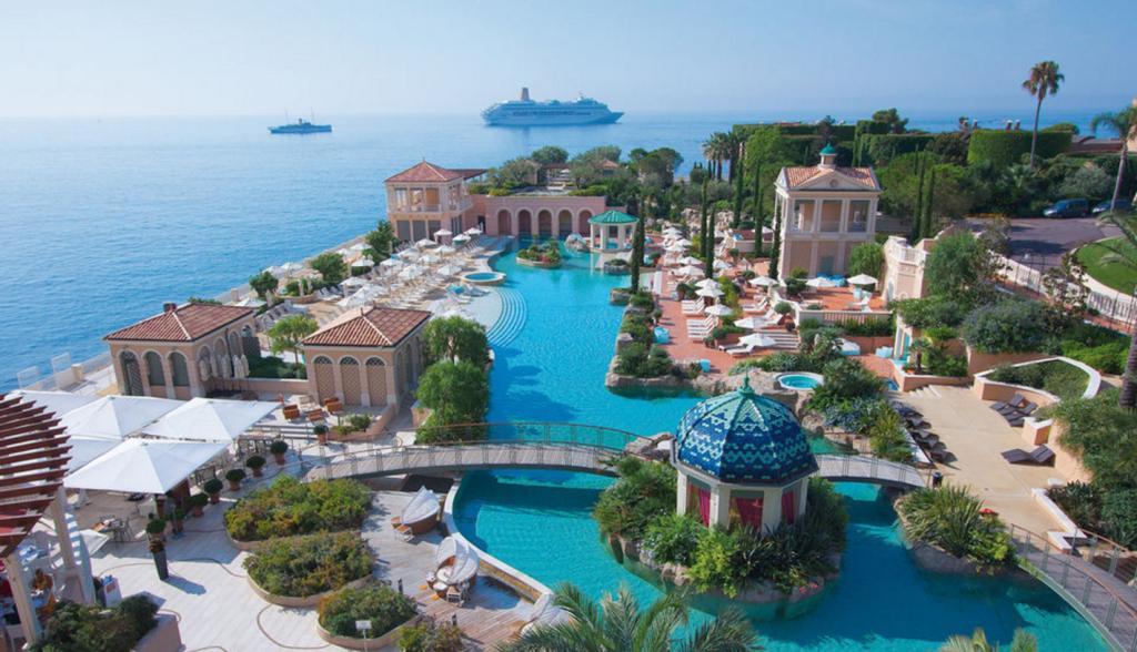 Летние каникулы в Монако