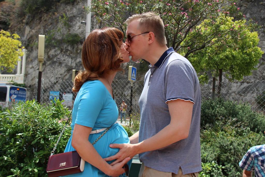 Олег и Мария Доможировы