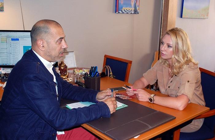 Интервью с Даниэлем Конкасом