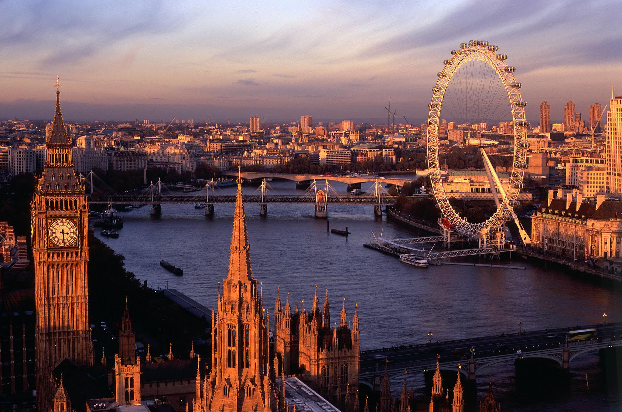Лондон как город для миллионеров