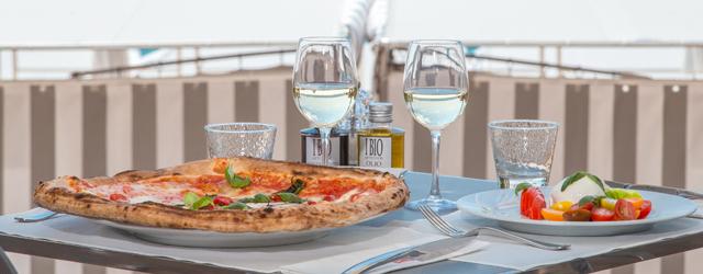 Лучшая пицца в Монте-Карло Бич