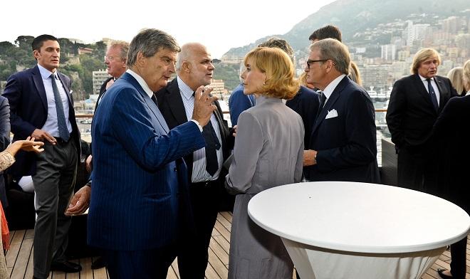 Обсуждение судоходства Монако