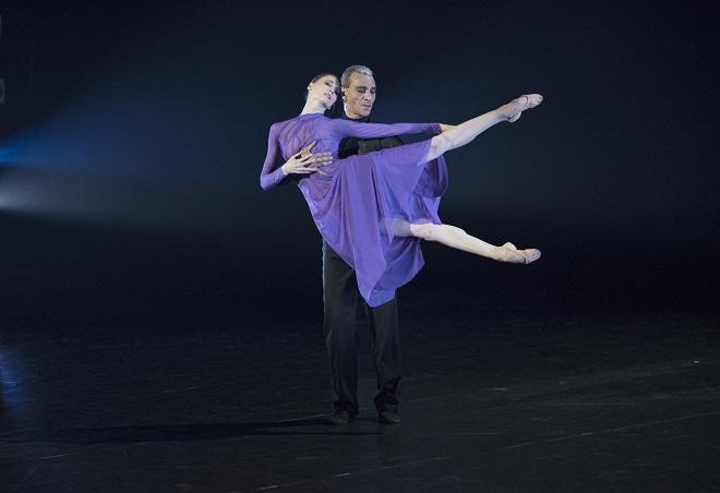 Балет с участием Светланы Захаровой