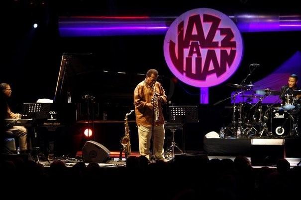 Международный Джазовый Фестиваль в Жуан-Ле-Пен