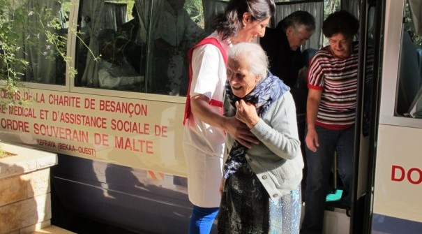 Помощь Мальтийского ОРдена