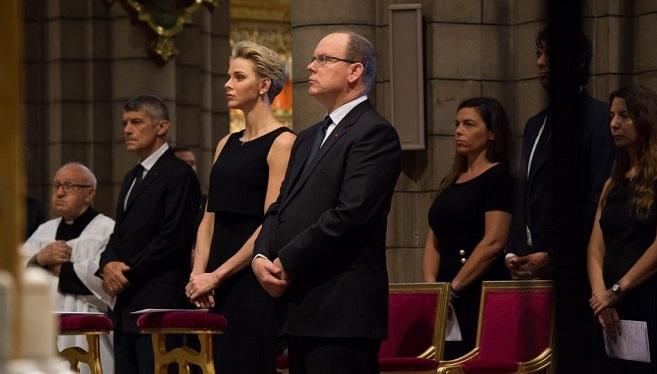 Месса в память о погибших в теракте в Ницце