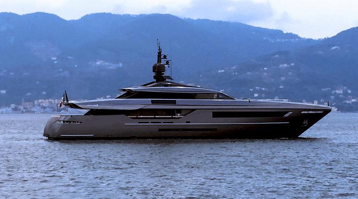 Яхта 46 Fast