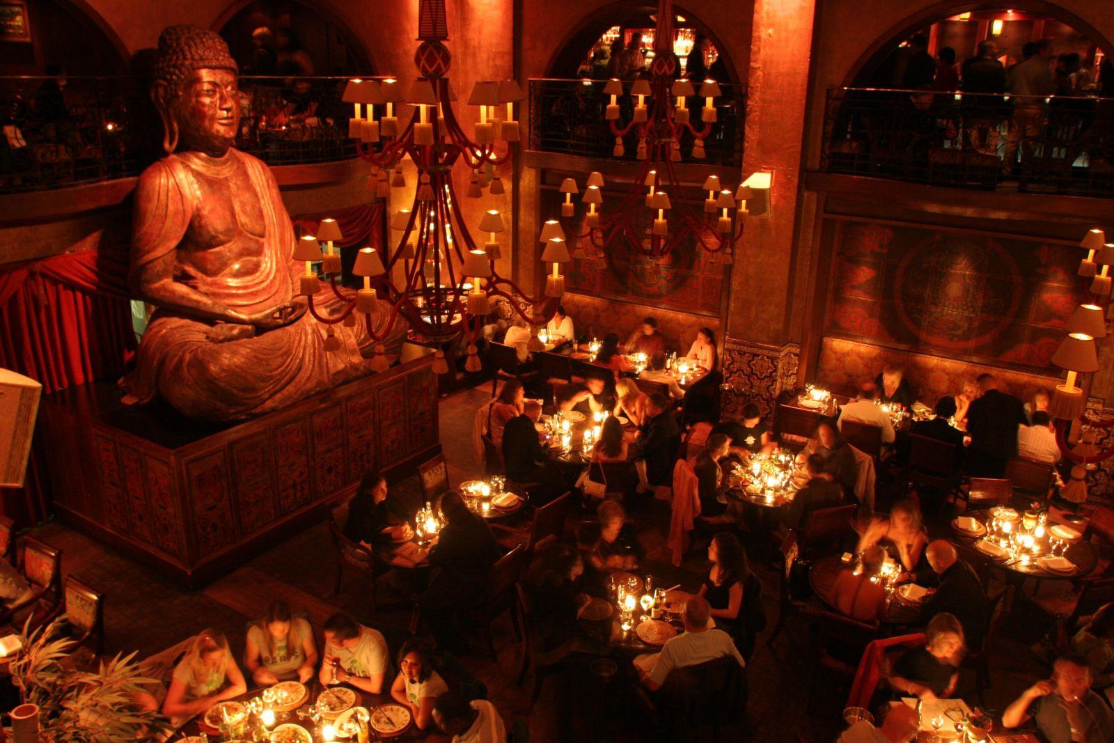 Искусство фотографии в Buddha Bar